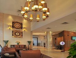Top-3 hotels in the center of Navi Mumbai
