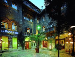 Top-10 hotels in the center of Perugia