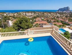 Calpe hotels with restaurants