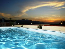 Top-7 hotels in the center of Samos Town