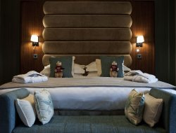 Top-4 romantic Knutsford hotels