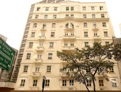 Top-10 hotels in the center of Sao Paulo