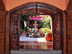 Top-7 hotels in the center of Tlaxcala