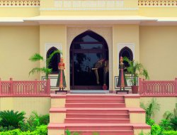 Pets-friendly hotels in Jaipur