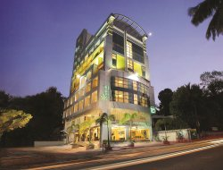 Business hotels in Thiruvananthapuram