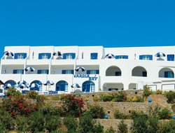 Folegandros Island hotels with sea view