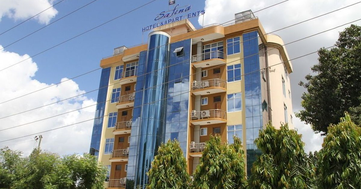 Safina Hotel & Apartments