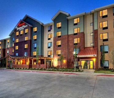 TownePlace Suites Oklahoma City Airport