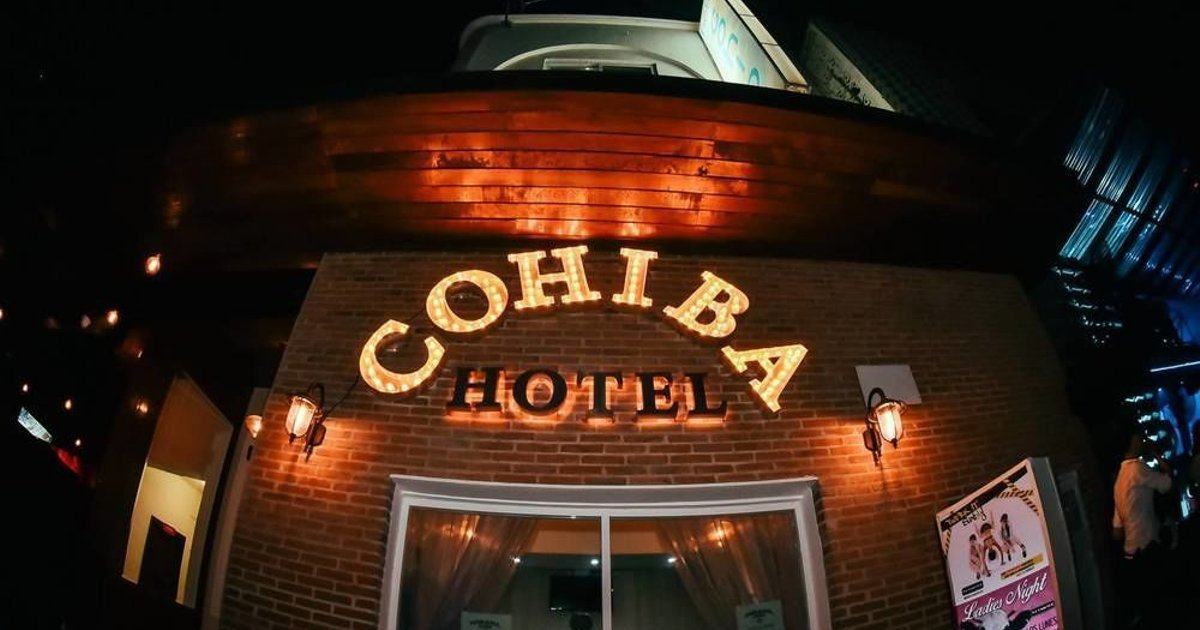 Cohiba Hotel - Party zone