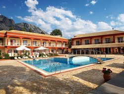 Pogonia hotels with swimming pool