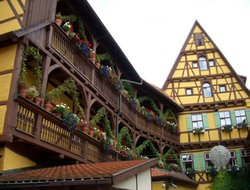 The most popular Dinkelsbuehl hotels