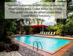 Copan Ruinas hotels with restaurants