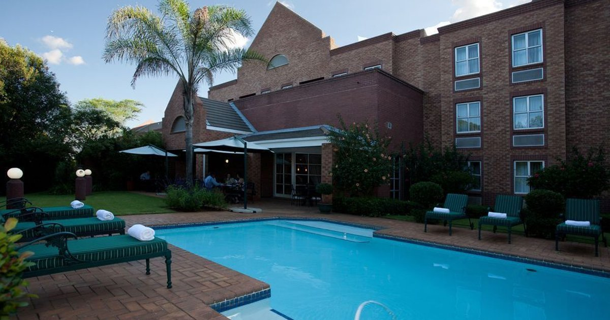 Town Lodge Menlo Park Pretoria