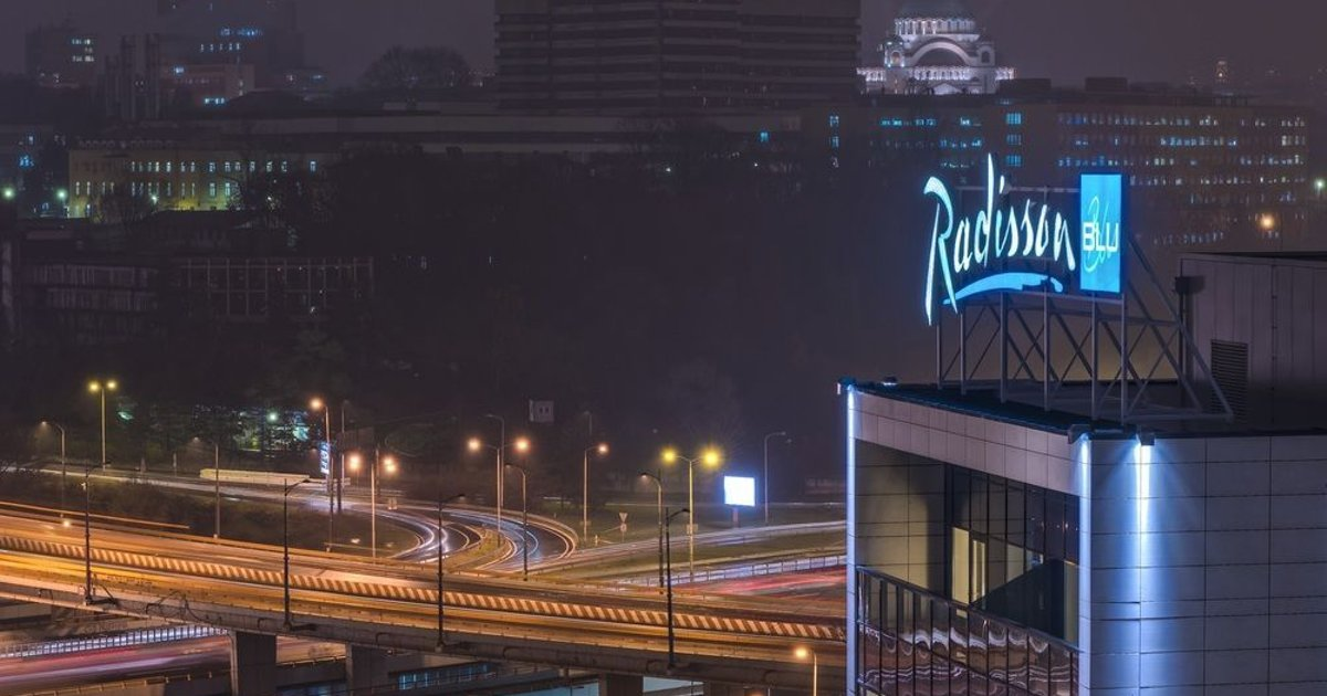 Radisson Blu Old Mill Belgrade