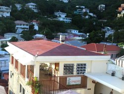 Top-3 hotels in the center of Charlotte Amalie