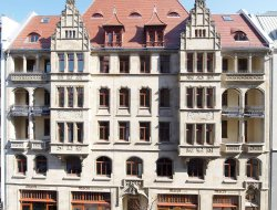Leipzig hotels with restaurants