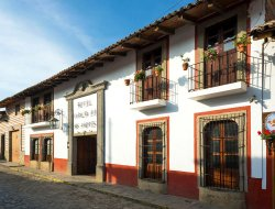Top-3 hotels in the center of Tapalpa