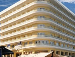 Chalkis hotels with restaurants