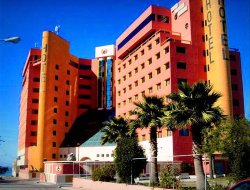 Rosarito hotels with sea view