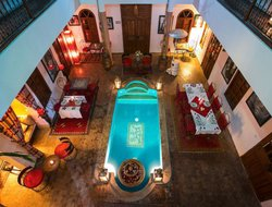 Top-10 romantic Morocco hotels