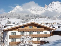 Top-4 hotels in the center of Maria Alm