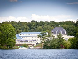 Pieskow hotels with lake view