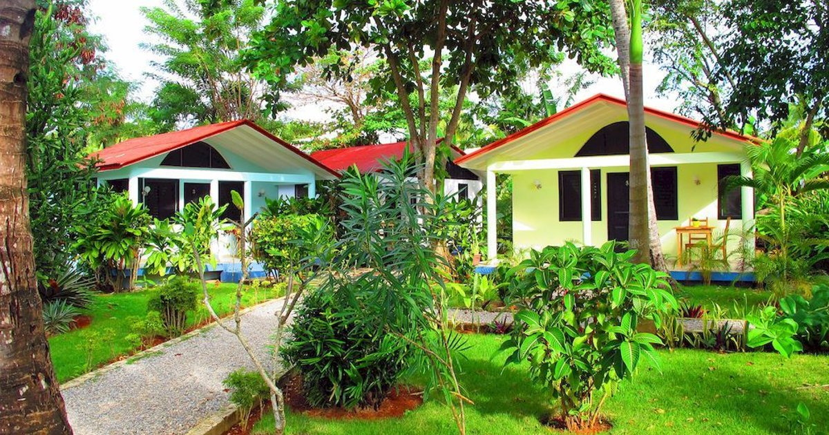 Bungalows of Las Galeras