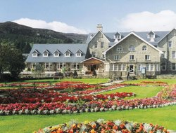 Top-4 romantic Kingussie hotels