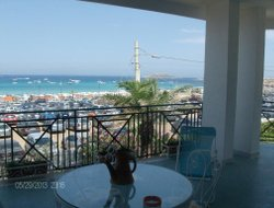 Isola delle Femmine hotels with sea view
