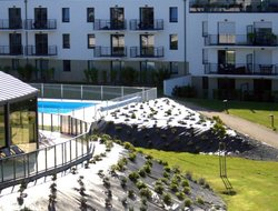 Concarneau hotels with sea view