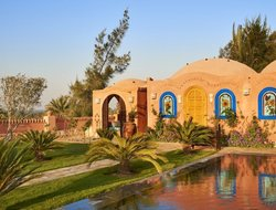 Egypt hotels with lake view