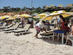 Canoa Quebrada hotels with restaurants