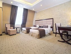 Top-4 of luxury Bishkek hotels