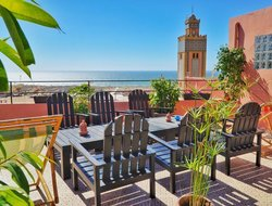 Taghazout hotels with sea view