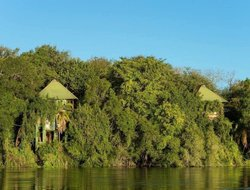 Zambia hotels with river view