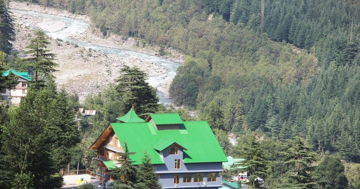 The Holiday Heights Manali