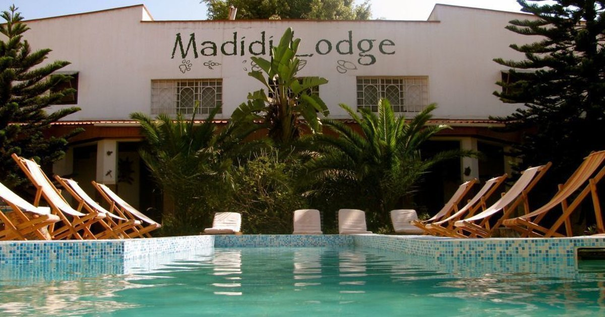 Madidi Lodge