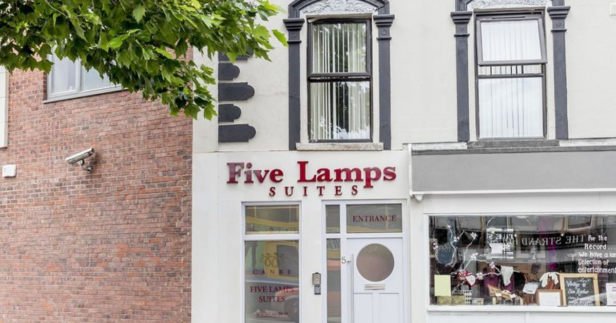 Five Lamps Suites