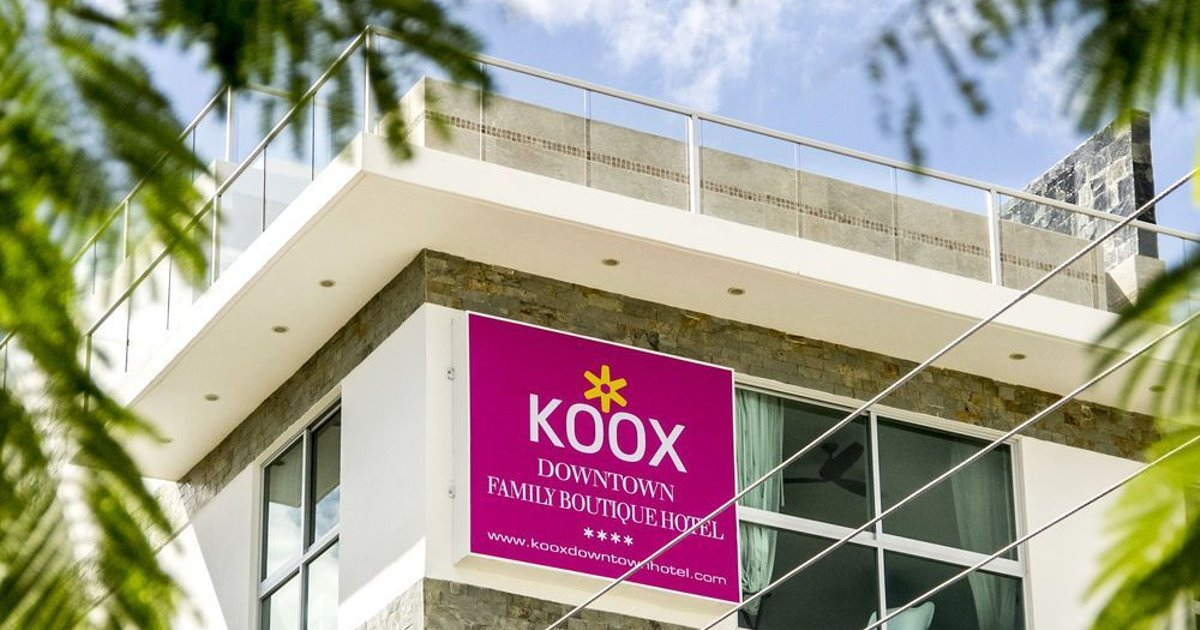 Koox Downtown Boutique Hotel