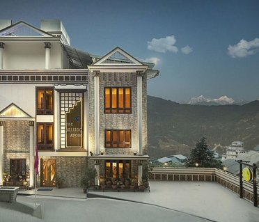"Gangtok - The Delisso Abode "" A Sterling Holidays & Resort """