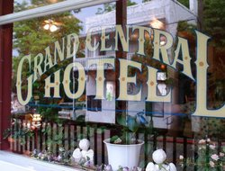 Top-6 hotels in the center of Eureka Springs