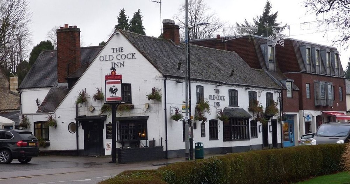 The Old Cock Inn Coaching House