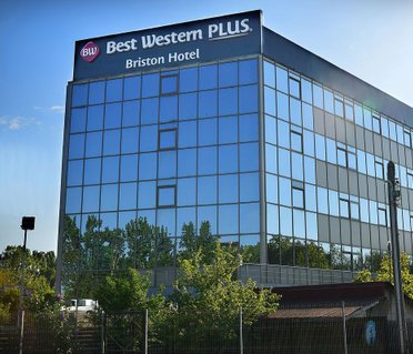 Best Western Plus Briston Hotel