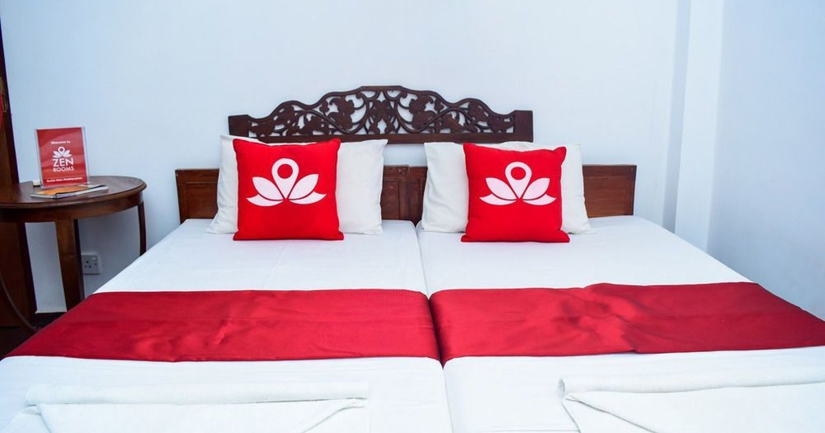 ZEN Rooms De Saram Road Mount Lavinia