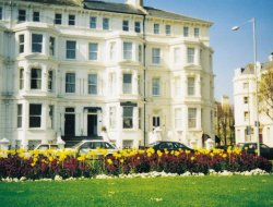Eastbourne hotels with Russian personnel