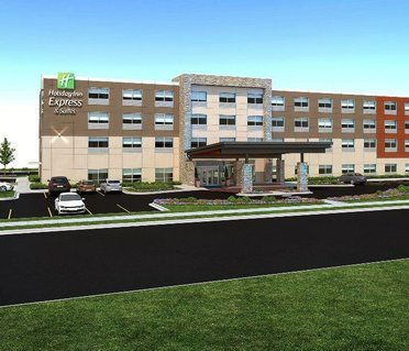 Holiday Inn Express & Suites - Charlotte NE - University Area