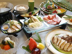 Izunokuni hotels with restaurants