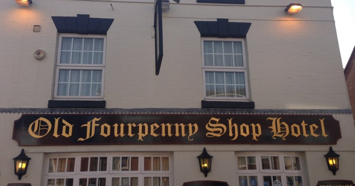 The Old Fourpenny Hotel
