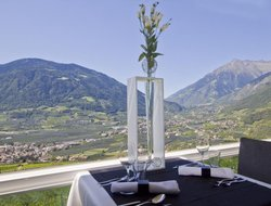 Merano hotels with restaurants