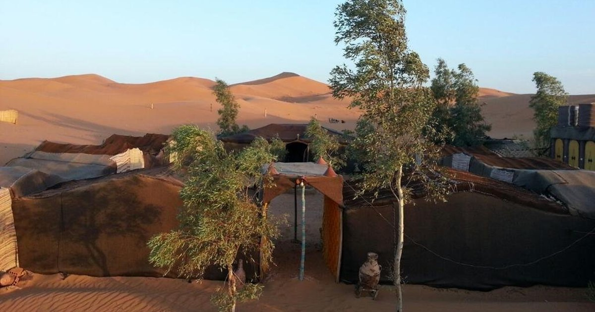 Luxury Camp Berber Experience